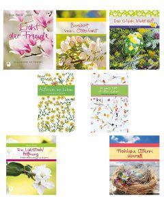 5 Geschenkhefte zu Ostern