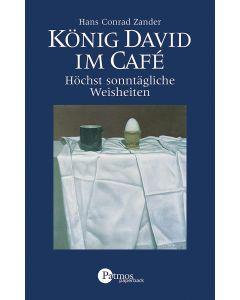 König David im Café