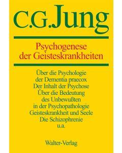 Psychogenese der Geisteskrankheiten