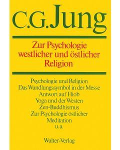 Zur Psychologie westlicher und östlicher Religion
