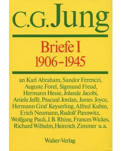 Briefe I: 1906-1945