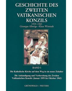 Geschichte des Zweiten Vatikanischen Konzils (1959–1965), Band I