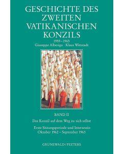 Geschichte des Zweiten Vatikanischen Konzils (1959-1965), Band II