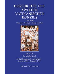 Geschichte des Zweiten Vatikanischen Konzils (1959-1965), Band III