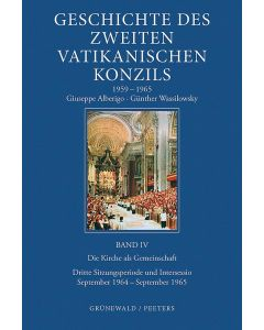 Geschichte des Zweiten Vatikanischen Konzils (1959-1965), Band IV