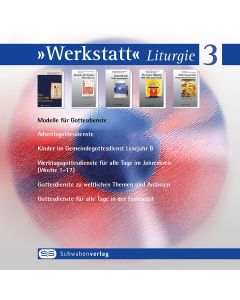 CD-ROM »Werkstatt« Liturgie III