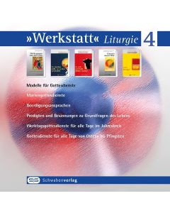CD-ROM »Werkstatt« Liturgie IV