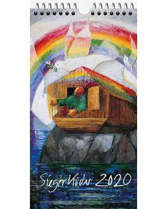 Sieger Köder Postkarten Kalender 2020