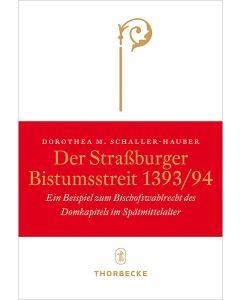 Der Straßburger Bistumsstreit 1393/94