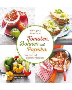 Tomate, Bohnen und Paprika