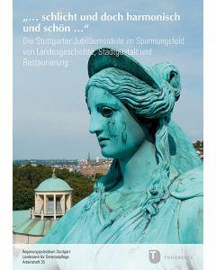 Die Stuttgarter Jubiläumssäule