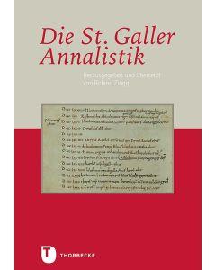 Die St. Galler Annalistik