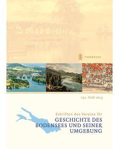 Schriften des Vereins für die Geschichte des Bodensees und seiner Umgebung