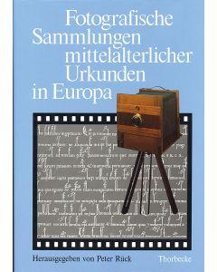 Fotografische Sammlungen mittelalterlicher Urkunden in Europa