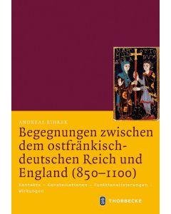 Begegnungen zwischen dem ostfränkisch-deutschen Reich und England (850–1100)