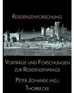 Vorträge und Forschungen zur Residenzenfrage