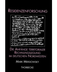 Die Anfänge territorialer Rechnungslegung im Deutschen Nordwesten