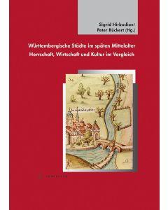 Württembergische Städte im späten Mittelalter