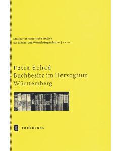 Buchbesitz im Herzogtum Württemberg im 18. Jahrhundert