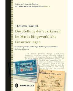 Die Stellung der Sparkassen im Markt für gewerbliche Finanzierungen