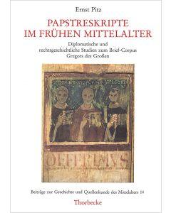 Papstreskripte im frühen Mittelalter
