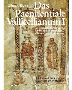 Das Paenitentiale Vallicellianum I.