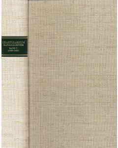Chartularium Sangallense - Band V