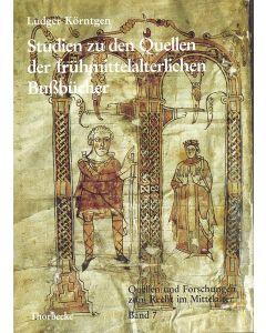 Studien zu den Quellen der frühmittelalterlichen Bußbücher