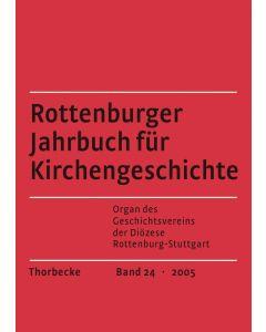 Rottenburger Jahrbuch für Kirchengeschichte 2005