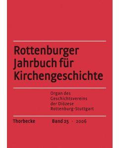 Rottenburger Jahrbuch für Kirchengeschichte 2006