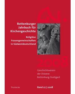 Rottenburger Jahrbuch für Kirchengeschichte 2008