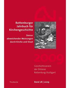 Rottenburger Jahrbuch für Kirchengeschichte 2009