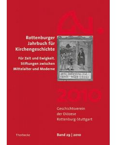 Rottenburger Jahrbuch für Kirchengeschichte 2010