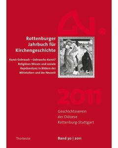 Rottenburger Jahrbuch für Kirchengeschichte 2011