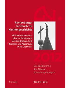 Rottenburger Jahrbuch für Kirchengeschichte 2012
