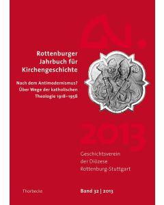 Rottenburger Jahrbuch für Kirchengeschichte 2013