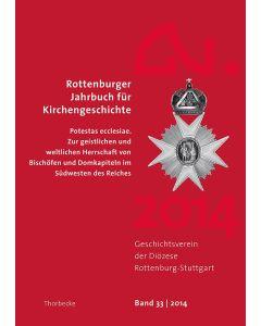 Rottenburger Jahrbuch für Kirchengeschichte 2014
