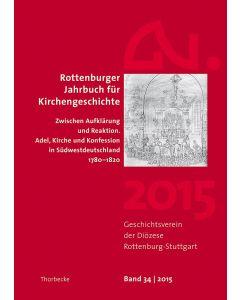 Rottenburger Jahrbuch für Kirchengeschichte 2015