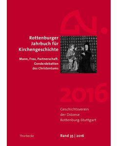 Rottenburger Jahrbuch für Kirchengeschichte 2016