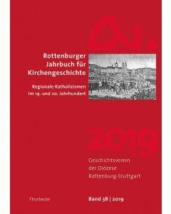 Rottenburger Jahrbuch für Kirchengeschichte 2019