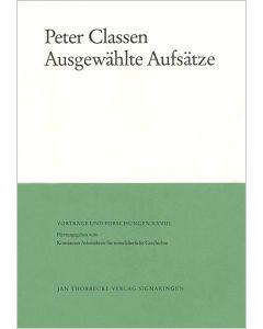 Ausgewählte Aufsätze von Peter Classen