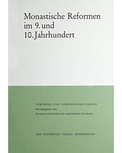 Monastische Reformen im 9. und 10. Jahrhundert