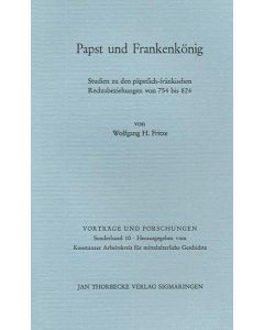 Papst und Frankenkönig