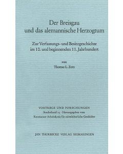 Der Breisgau und das alemannische Herzogtum