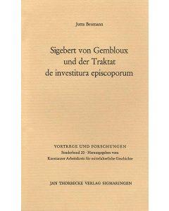 Sigebert von Gembloux und der Traktat de investitura episcoporum