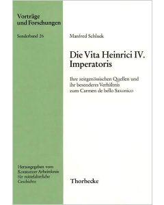 Die Vita Heinrici IV. Imperatoris