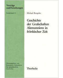 Geschichte der Grafschaften Alemanniens in fränkischer Zeit