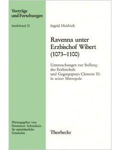 Ravenna unter Erzbischof Wibert (1073–1100)