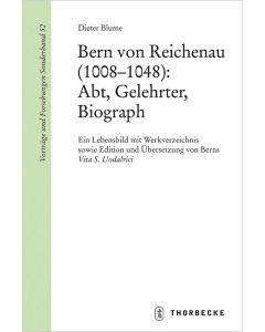 Bern von Reichenau (1008–1048): Abt, Gelehrter, Biograph