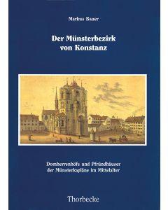 Der Münsterbezirk von Konstanz